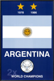 Argentina World Cup Posters