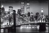 New York Manhattan Black - Berenholtz Photo