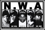 N.W.A Posters