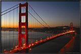 Golden Gate Bridge Prints by Vincent James