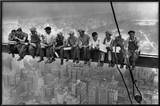 Lunch Atop a Skyscraper, c.1932 Photo by Charles C. Ebbets