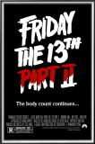 Friday The 13th Part II Posters