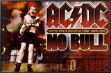 AC/DC - No Bull Angus Prints