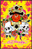 Ed Hardy - In Memory Prints by Ed Hardy