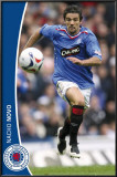 Rangers- Nacho Novo Print