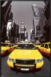 Yellow Cabs NYC Prints
