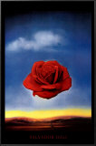 The Rose Posters by Salvador Dalí