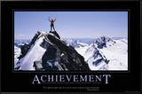 Achievement Posters