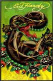 Ed Hardy - Snake Prints by Ed Hardy