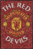 Manchester United - The Red Devils Prints