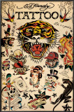 Tattoo Posters by Ed Hardy