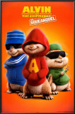 Alvin and the Chipmunks Prints