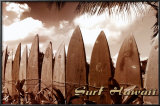 Surf Hawaii Prints by Jason Ellis