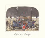 Cod's Roe Cottage Premium Giclee Print by Chad Coleman