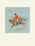 Swagger, But A Workman Premium Giclee Print by  Snaffles