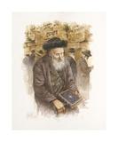 Jerusalem I Premium Giclee Print by Alex Jawdokimov