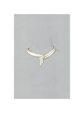 Jewellery Designs XII Premium Giclee Print