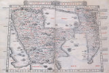 Sexta Asiae Tabula, 1511 Premium Giclee Print by Claudius Ptolemy