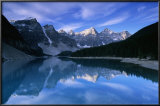 Lake Moraine Prints by Charlie Munsey