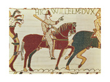 Bayeaux Tapestry Detail A Premium Giclee Print