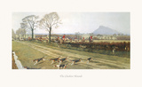 The Cheshire Hounds Premium Giclee Print by Cecil Aldin