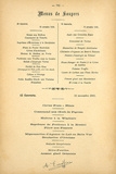 Menus De Soupers Premium Giclee Print by August Escoffier