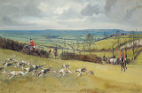 The Whaddon Chase Premium Giclee Print by Lionel Edwards