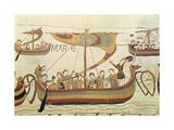 Bayeaux Tapestry Detail B Premium Giclee Print
