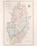 Nottinghamshire, 1805 Premium Giclee Print by John Stockdale