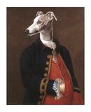 The Art Collector Giclee-tryk i høj kvalitet af Thierry Poncelet