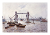 Tower Bridge Premium Giclee Print by James Gozzard