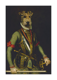Sir Francis Premium Giclee Print by Thierry Poncelet