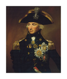 Admiral Sir Horatio Nelson Premium Giclee Print by Lemuel Francis Abbott