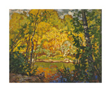 Indian Summer Premium Giclee Print by Valeriy Chuikov