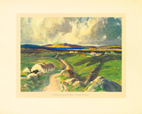 Arranmore From The Rosses Premium Giclee Print by James Humbert Craig