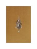 Jewellery Designs VII Premium Giclee Print