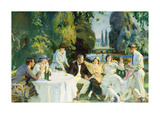 Tagg's Island Premium Giclee Print by Sir Alfred Munnings