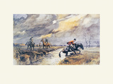 The Freshwater Vale Premium Giclee Print by  Snaffles