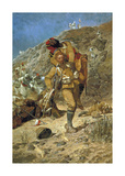 God Bless You, Tommy Atkins Premium Giclee Print by Richard Caton Woodville