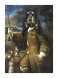 La Chasse I Premium Giclee Print by Thierry Poncelet