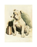That's Bully Premium Giclee Print by Cecil Aldin
