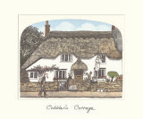 Cobbler's Cottage Premium Giclee Print by Chad Coleman