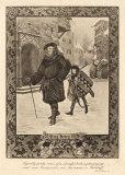 Sir John Falstaff, King Henry IV Premium Giclee Print by  Printz