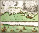 Oran, 1740 Premium Giclee Print by Georg Matthaus Seutter