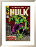 The Incredible Hulk: Monster Unleashed Prints