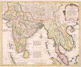 Ryk des Grooten Mogols en der Indien, 1785 Premium Giclee Print by William Bachienne