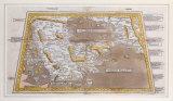 Sexta Asiae Tabula, 1482 Premium Giclee Print by Claudius Ptolemy