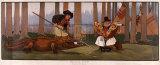 Happy Starkie Premium Giclee Print by John Hassall