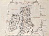 Prima Europae Tabula, 1511 Premium Giclee Print by Claudius Ptolemy