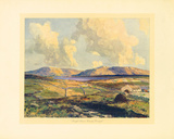 Lough Anure - County Donegal Premium Giclee Print by James Humbert Craig